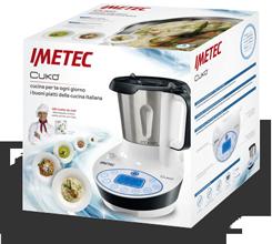 Imetec Cooking Machine CUKO\' robot da cucina - Polo Smart Tourism ...